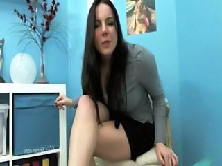 MILF Skirt Webcam First Time