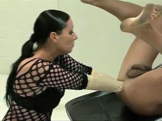 Fisting Mistress Slave Ass