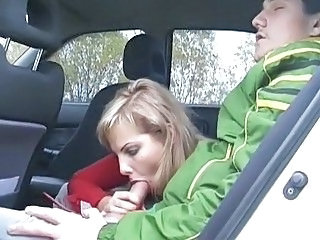 Car Blowjob Blonde Blonde Teen Blowjob Teen Car Blowjob