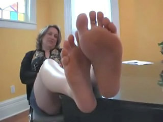 Feet Fetish Mature Son