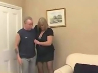 Horny British BBW Housewife