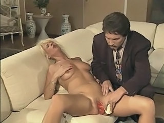 Blonde European German MILF Orgasm Saggytits Toy German Milf German Blonde European German Erotic Massage Fisting Anal Tight Fisting Abuse