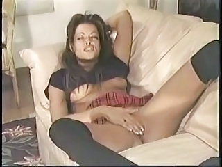 Masturbating Amazing MILF