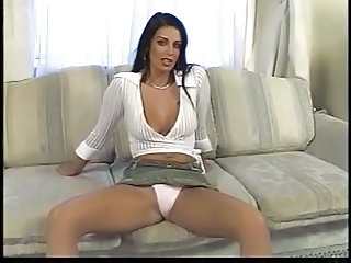 Double Penetration For Sexy Claudia