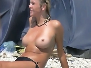 Beach MILF Outdoor Outdoor Public