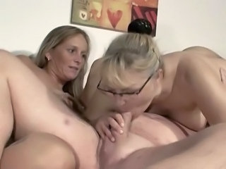 Glasses Blowjob European Blowjob Mature European German