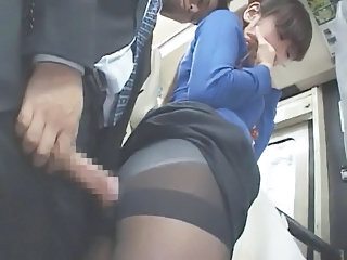 Public Pantyhose Clothed Asian Teen Bus + Asian Bus + Public