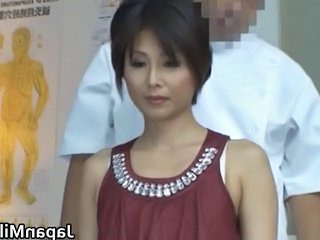 Asian Milf Has Massage And Fucki...