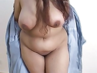 BBW Natural Stripper Bbw Amateur