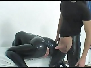Clothed Fetish Latex Clothed Fuck Rubber Cumshot Ass Licking Shaved