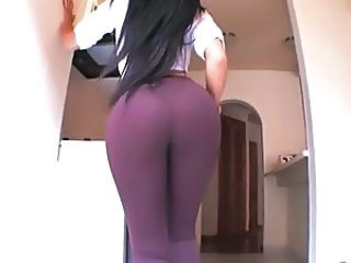 Long Hair Amazing Ass
