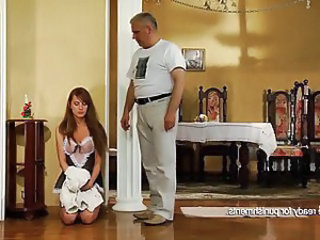 Daddy Maid Old And Young Dad Teen Daddy Maid + Teen