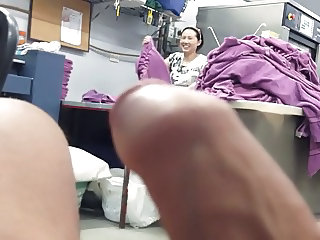 Video from: xhamster | Laundry Slave