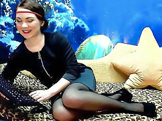 Pantyhose Webcam Solo Milf Pantyhose
