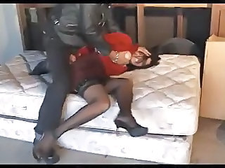Forced Stockings Hardcore Forced Milf Stockings Nylon
