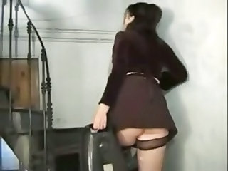 Maid Skirt Ass Hotel Maid Ass Spy