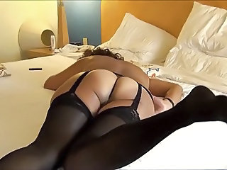 Mom Amateur Homemade Aunt  Stockings