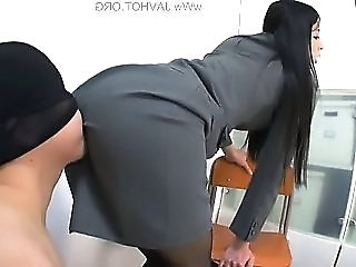 Secretary Ass Japanese