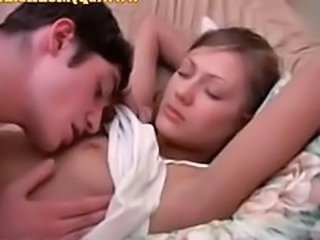 sleeping sister seduced and banged by Brother