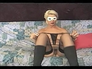 Video from: tnaflix | Blonde mature with nice natural tits in solo action with dildo
