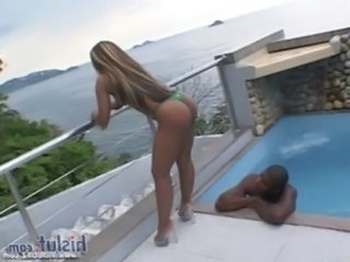 Pool Ass Babe Babe Ass Babe Outdoor Latina Babe