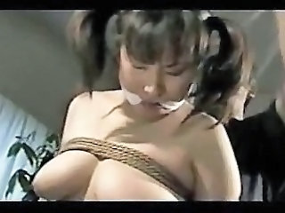 Bondage Asian Fetish