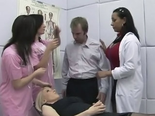 CFNM Doctor Uniform Milf Teen