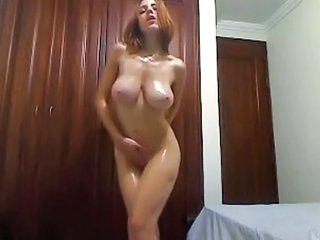 Dancing Oiled Amazing Big Tits Amazing Big Tits Teen Big Tits Webcam