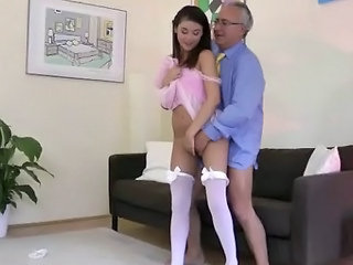 Daddy Stockings Teacher Dad Teen Daddy Old And Young