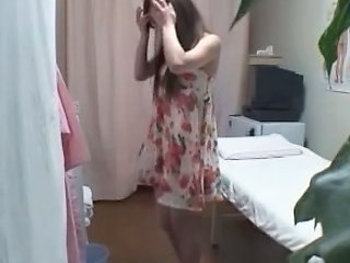 Massage HiddenCam Voyeur Massage Asian