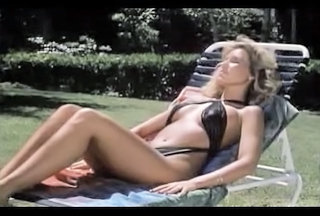 Vintage Amazing Bikini Outdoor