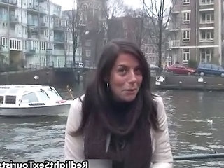 Sexy Dutch Tourguide Guiding Part4