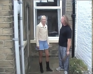Sexy British Milf Meets Young Boy For Se...