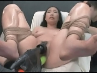 Machine Bondage Orgasm