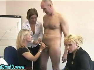 Femdom  Handjob Cfnm Handjob Femdom Handjob Handjob Cock