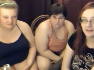 3 girls flash