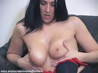 MILF Natural Solo Jerk