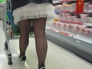 Legs Public Stockings Public Stockings