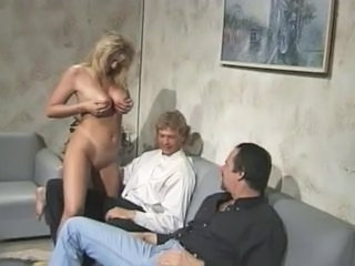 slutty blonde wife is shared
