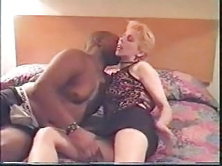 Filming his swinger wife with a black man - snake