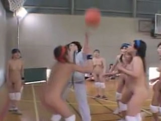 Lesbian Asian playing basketball from tata tota lesbian blog