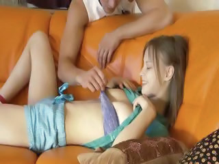 Great penetrating of russian couple