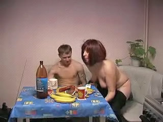 Amateur Russian  Mature Mother And Her Bf