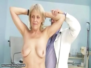 Granny Older Grandma German Anal