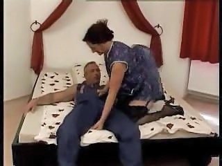 Stockings European German German Mature German Mom Housewife