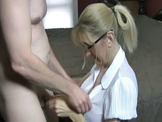 Mature Blowjob Glasses Blowjob Mature Glasses Mature Mature Ass