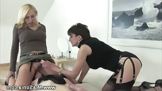 Licking Facesitting CFNM Ass Licking Milf Ass