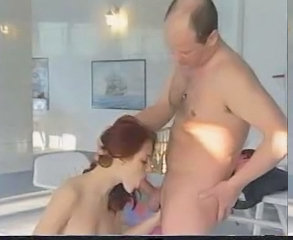 Daddy Redhead Blowjob Blowjob Babe Daddy German Blowjob