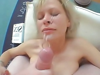 Cumshot Facial  Married Milf Facial Son