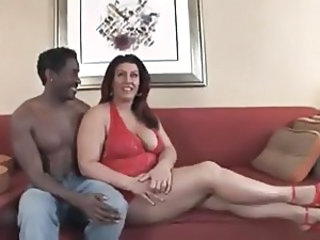 Interracial   Bbw Milf